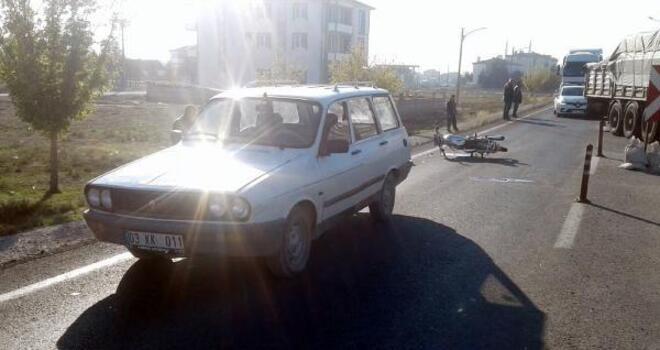 Bolvadin'de kaza: 1 ölü