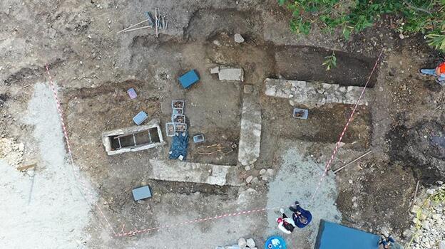 Ordu'da 2 bin yıllık olduğu tahmin edilen ikinci lahit bulundu