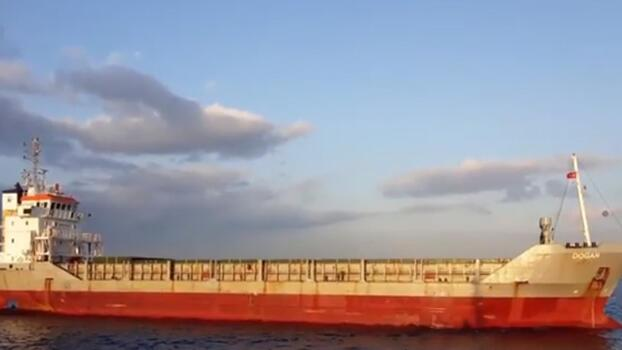 Son dakika... İstanbul Boğazı'nda arızalanan yük gemisi kurtarıldı!