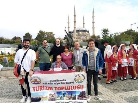 Sınır ötesi iş birliğine Trakya Üniversitesi'nden destek