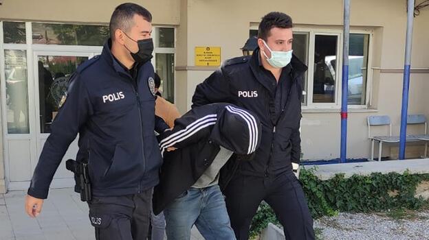 Konya'da uyuşturucu operasyonunda yakalanan kişi tutuklandı