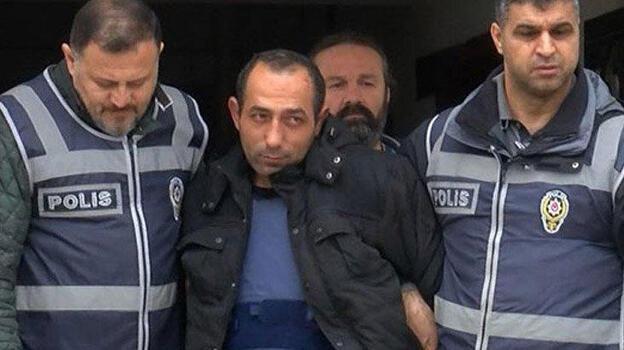 Ceren Özdemir cinayetinin failine, polisleri yaralamasıyla ilgili hapis cezası