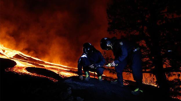 Yanardağın patladığı La Palma 'felaket bölgesi' ilan edildi