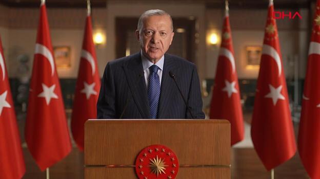 Son dakika! Cumhurbaşkanı Erdoğan'dan Küresel Kovid Zirvesi'ne videolu mesaj