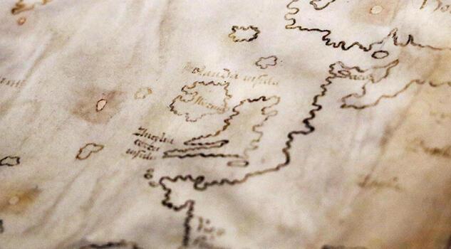 Ünlü Viking haritasının gizemi çözüldü: ''Gerçek değil''