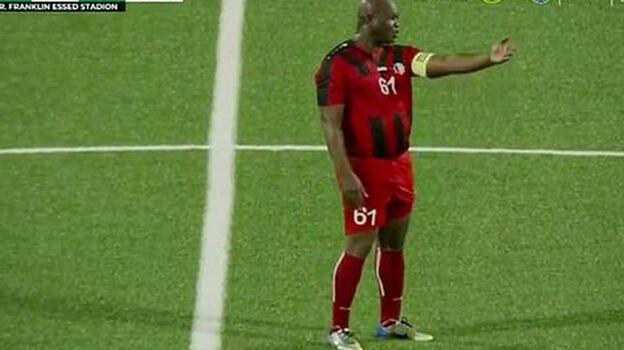 Interpol'ün aradığı ve maçta görülen Surinam Başkan Yardımcısı hakkında karar çıktı!