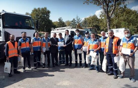 Osmangazi'nin kahramanlarına Bakan Soylu'dan teşekkür