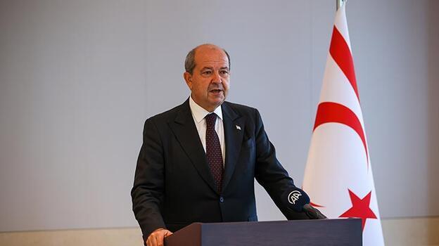 KKTC Cumhurbaşkanı Tatar: Türkiye önemli bir aktördür