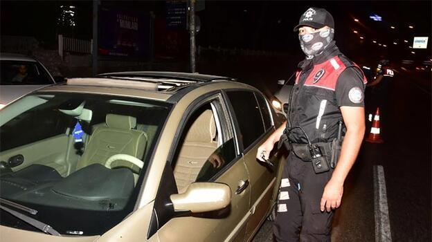 İzmir'de bin 200 polis ile huzur ve güven uygulaması