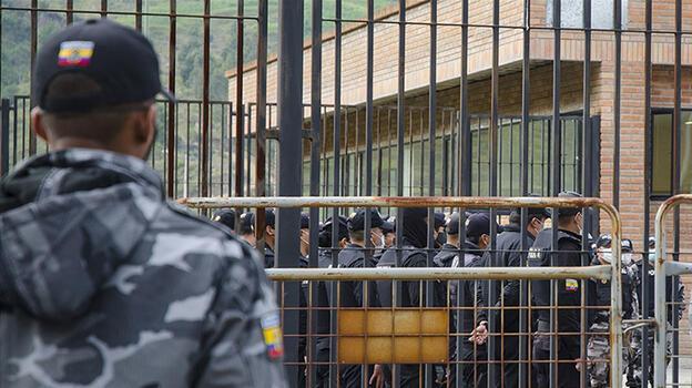 Ekvador'da cezaevinde çıkan çatışmalarda bilanço artıyor