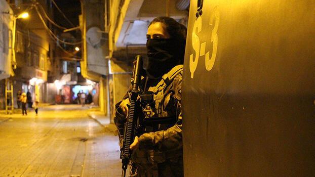 'Narko Alan Diyarbakır' projesi kapsamında 1200 polis operasyona katıldı