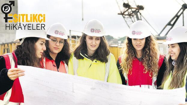 Türkiye'nin Mühendis Kızları projesi büyüyor