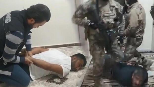 Viranşehir'de 'torbacı' operasyonu! 12 kişi gözaltına alındı