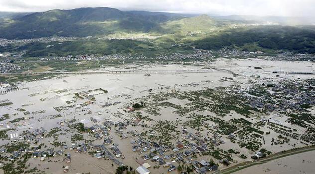 Japonya'da ilk kez tayfun araştırma enstitüsü kurulduğu duyuruldu
