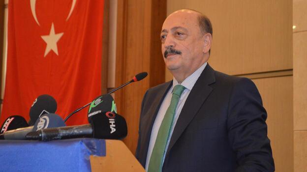 Bakan Bilgin, Afyonkarahisar'da sendikacılara seslendi