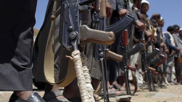 'Yemen'de bir günde 156 Husi milis öldürüldü'