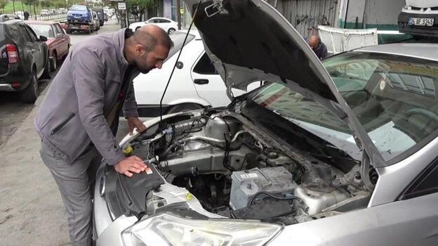 Satın aldığı otomobil ekspertiz raporuna rağmen kusurlu çıktı! 20 bin TL...