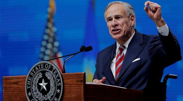 Texas'ın Cumhuriyetçi Valisi, aşı zorunluluğunu yasakladı