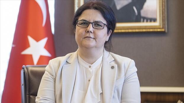 Aile ve Sosyal Hizmetler Bakanı Yanık'tan SED açıklaması