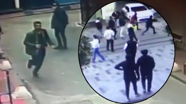 İstiklal Caddesi'nde 'Yolu açar mısınız?' diyen kişi kalçasından vuruldu