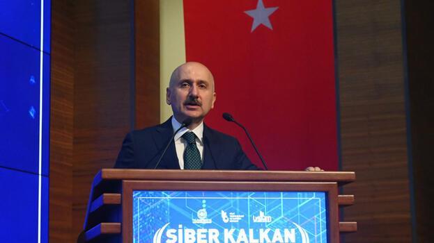 Karaismailoğlu: 4 yılda Türkiye'yi hedef alan yüz binlerce siber saldırıyı engelledik
