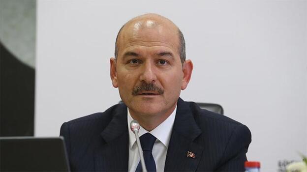 Bakan Soylu, AB Komisyonu'nun içişlerinden sorumlu üyesi ile görüştü