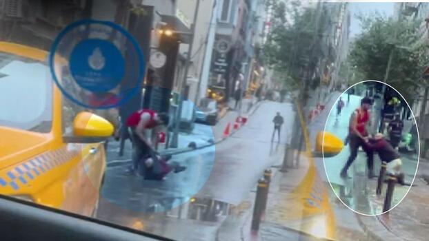 İstanbul'da Amerikalı turist dehşeti! '2 metre boyunda zapt edilemiyordu'