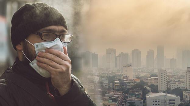 Hava kirliliğinde koronavirüs etkisi! 7 milyon kişinin hayatı tehlikede