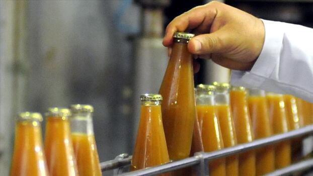 Meyve suyu ihracatı yılın 9 ayında 268 milyon dolara yükseldi