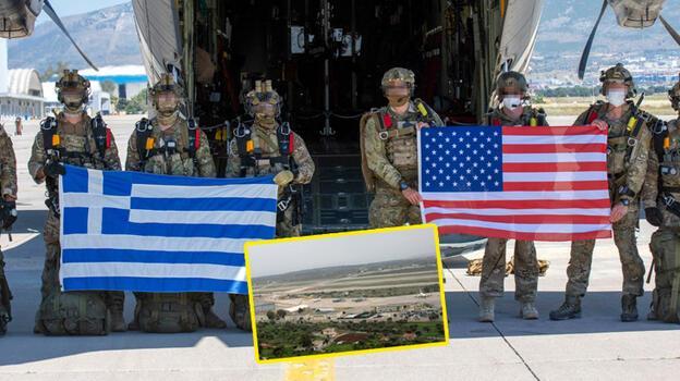 Son dakika... Yunanistan'ın Türkiye'ye karşı ABD planı ortaya çıktı!