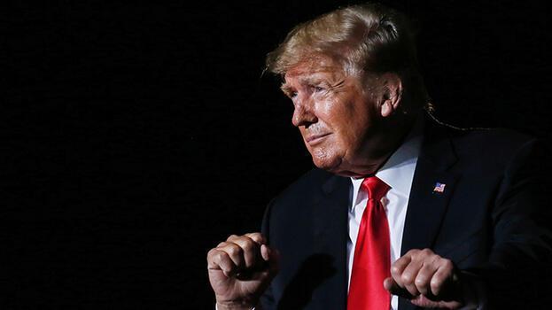 Trump'tan mesaj var: Beni hala özlemediniz mi?