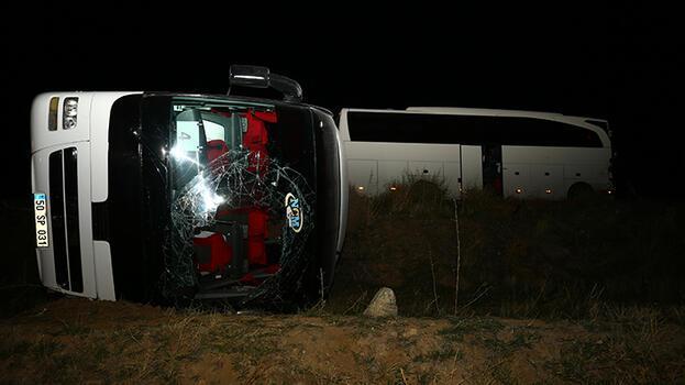 Öğrencileri taşıyan otobüsler kaza yaptı: Çok sayıda yaralı var