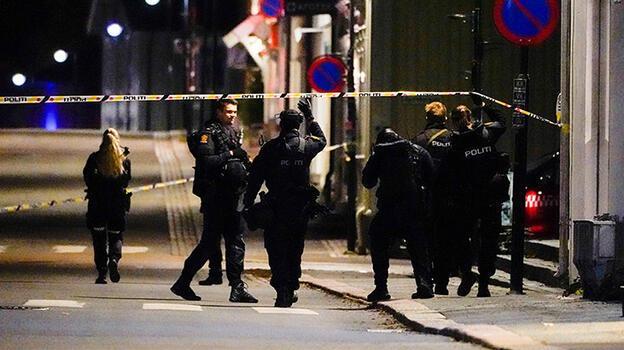 Norveç'te oklu saldırı dehşeti! 5 ölü