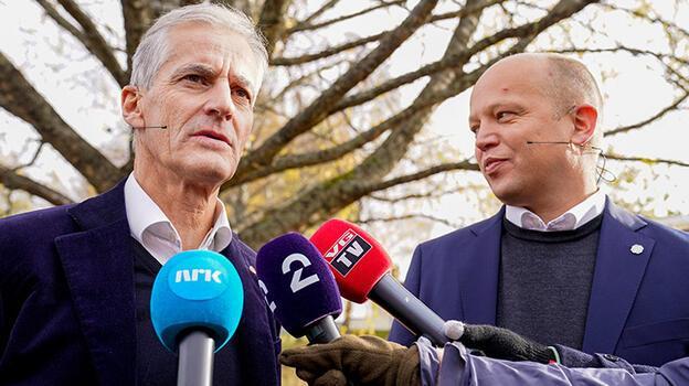 Norveç Başbakanı Stoere yeni hükümetini açıkladı