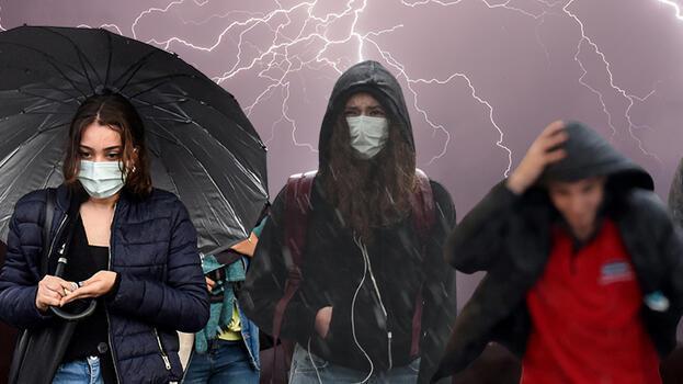 Son dakika hava durumu: Meteoroloji'den 'sıklıkla görülmeyen hadise' açıklaması! Turuncu uyarı geldi