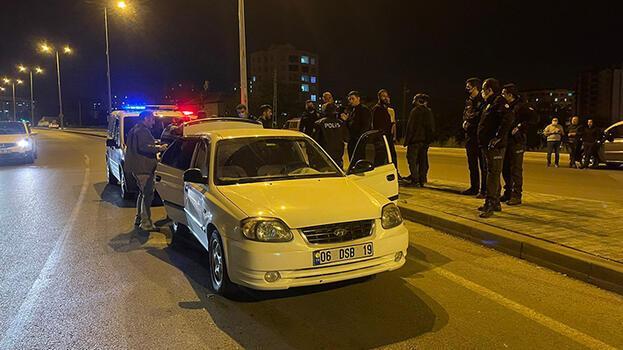 Polisten kaçan şüpheli kovalamaca sonucu yakalandı