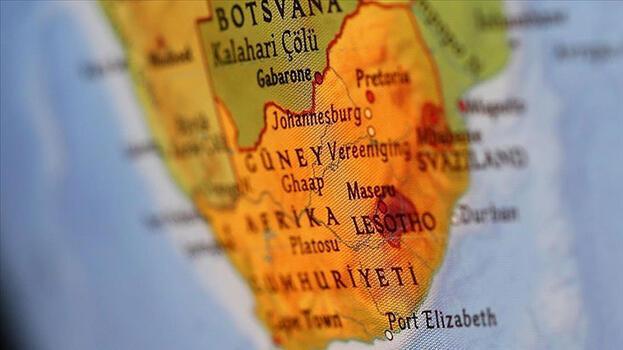 Güney Afrika'da gazilerin rehin aldığı bakanlar kurtarıldı