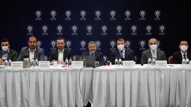 Bakan Yardımcısı Nebati'den Vergi Kanunu açıklaması