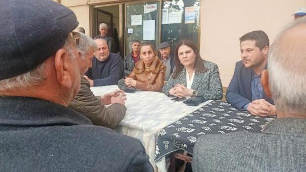 AK Parti İl Başkanı İba: Doludan zarar gören çiftçiler mağdur edilmeyecek
