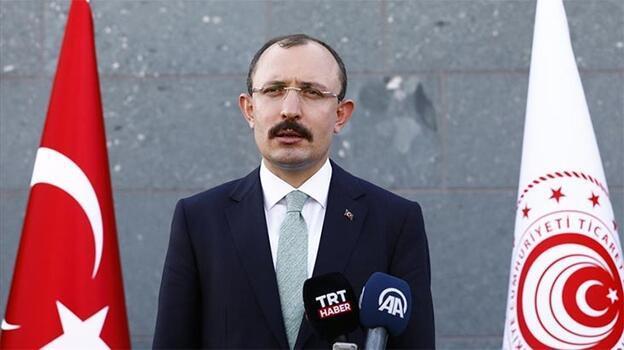 Ticaret Bakanı Muş: İhracata desteğimiz sürecek