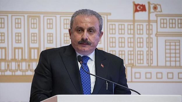 TBMM Başkanı Şentop'tan siyasi cinayet iddialarıyla ilgili açıklama