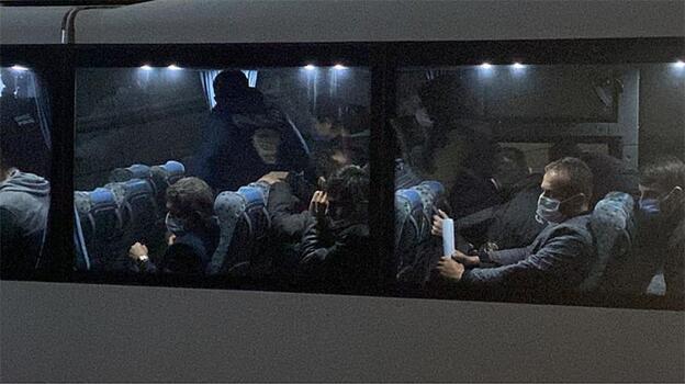 'Çekirge' operasyonunda 8 kişi tutuklandı