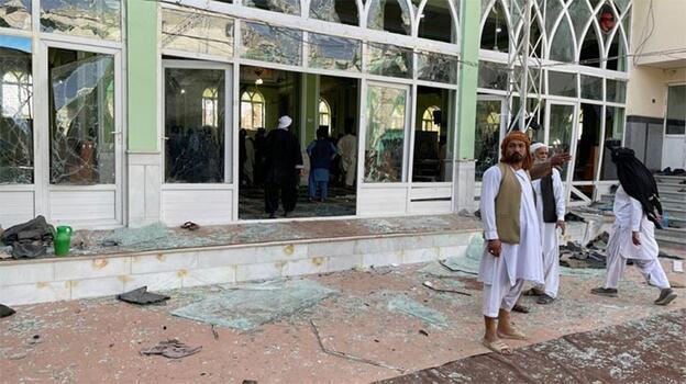 Terör örgütü DEAŞ, Afganistan'da düzenlenen terör saldırısını üstlendi