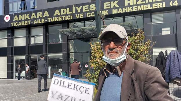 Ankara Barosu'ndan 'arzuhalcilik' yapan 5 kişiye suç duyurusu