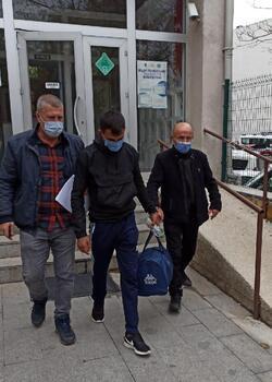 Keşan'da hapis cezasıyla aranan şüpheli yakalandı