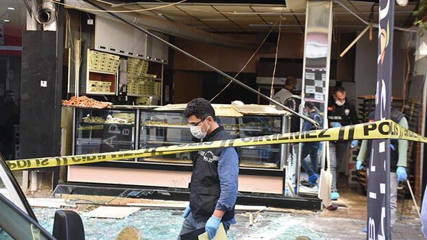 Malatya'da kurabiye fırınında patlama: 1 yaralı