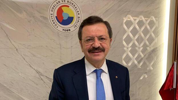 Hisarcıklıoğlu yeniden Avrupa Ticaret ve Sanayi Odası Başkanvekili oldu