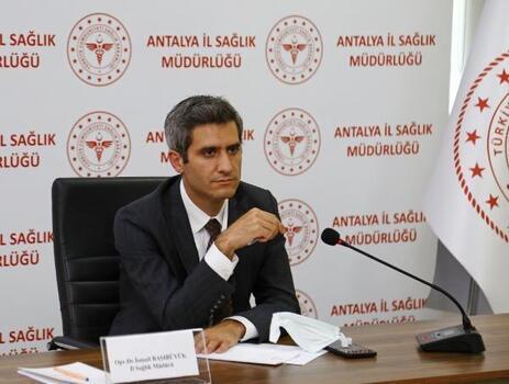 TÜRKOVAC'da Faz-3 Antalya'da uygulanmaya başlandı