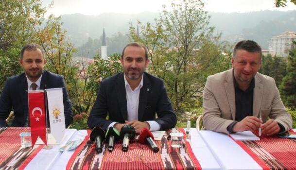 Ak Parti Rize İl Başkanı Alim: Bekaroğlu, il başkanından siyaset dersi alsın