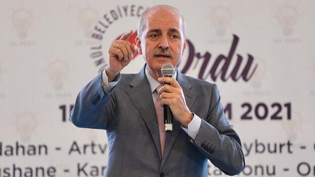 Kurtulmuş: Güçlü ve büyük Türkiye oluşmaması isteniyor